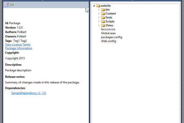 2015-03-28 15_58_07-NuGet Package Explorer - Package.1.0.0