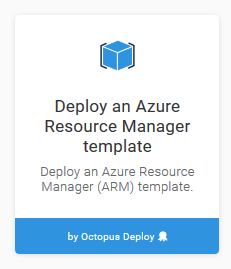 Deploy an Azure Resource Manager Template
